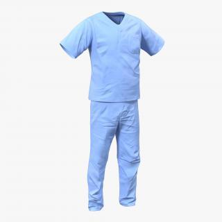 3D Surgeon Dress 15