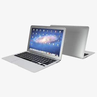 3D MacBook Air 11 inch 2