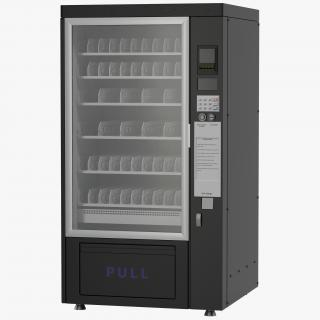 3D Drink Vending Machine 2 model
