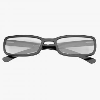3D Glasses 5 Folded