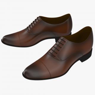 3D Man Shoes 2