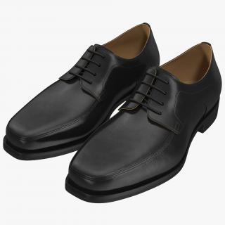 3D Man Shoes 5