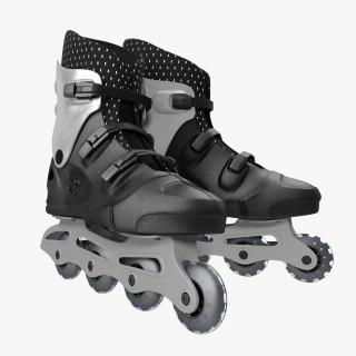 Rollerblades 3D