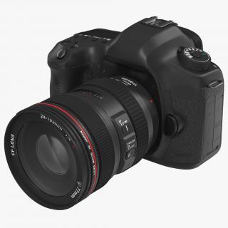 3D Digital Camera SLR Generic