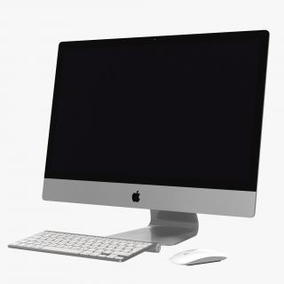 3D model iMac 21.5 inch Collection