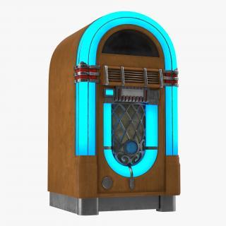 Jukebox 2 Generic 3D