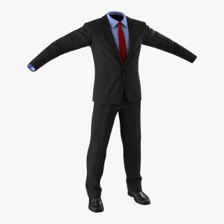 Suit 11 3D model