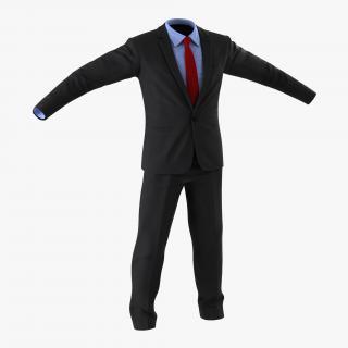 Suit 12 3D model