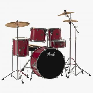 3D model Drum Kit 2
