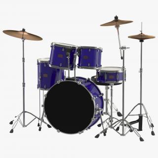 3D Drum Kit Generic