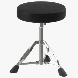 3D Drum Throne