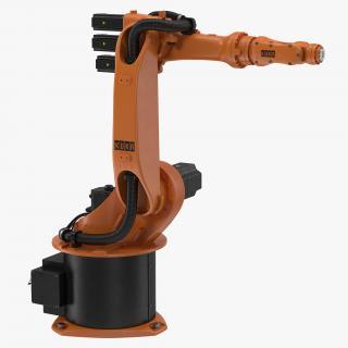 Kuka Robot KR-6 2 3D
