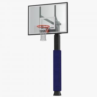 3D model Basketball Hoop 3 Generic