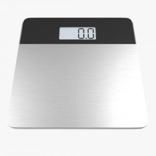 Bathroom Scale 2 Generic 3D model