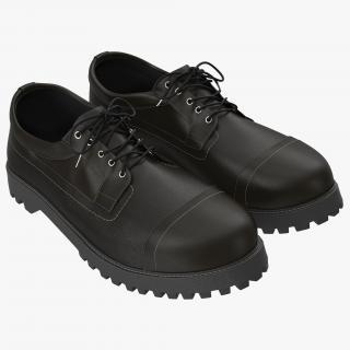 3D Men Boots 2
