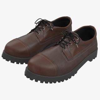 3D Man Shoes 3