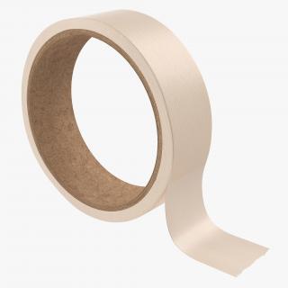 Masking Tape 2 3D model