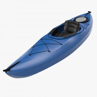 3D Kayak Generic model