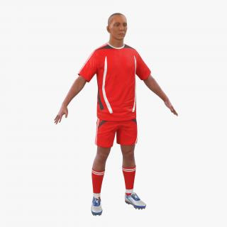 Sport Characters Collection 3D