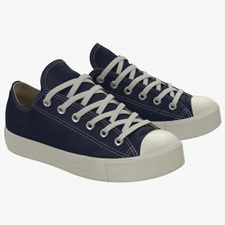 3D Sneakers 2 Generic model