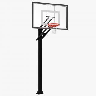 Basketball Hoop 4 3D