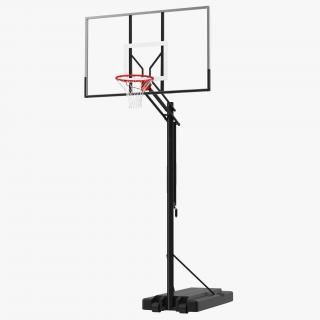 Basketball Hoop 2 3D