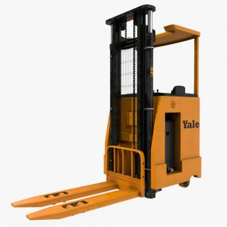 3D model Rider Stacker Orange