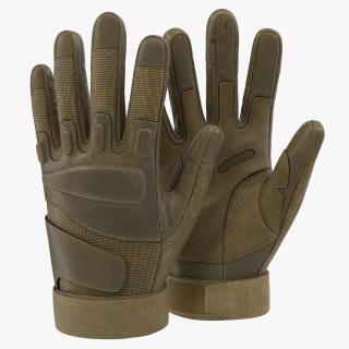 US Soldier Gloves 3D