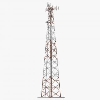 3D model Cellphone Tower