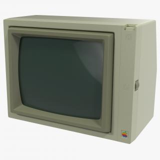 3D Apple Monitor II