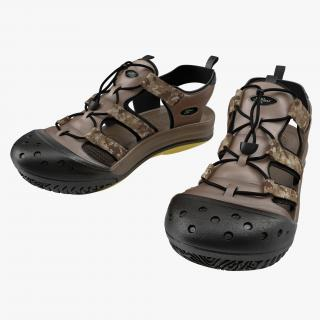 3D model Sneakers 7