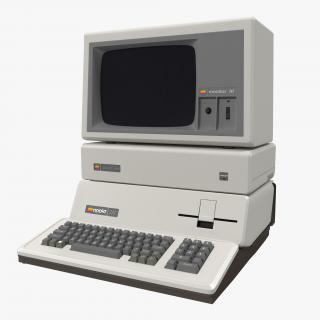 Personal Computer Apple III 3D