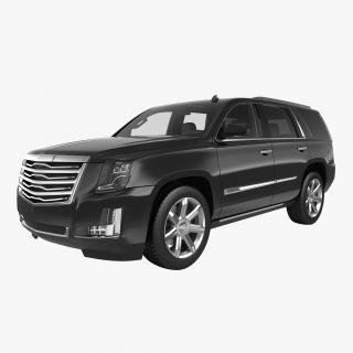 3D Generic SUV 2 model
