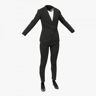 Women Suit 3 3D