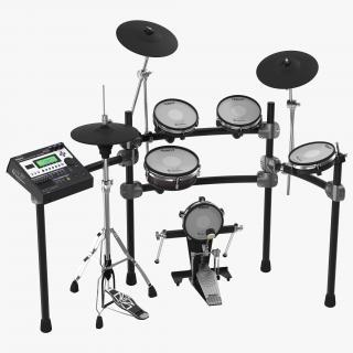 3D V Stage Electronic Drum Kit Roland TD 12KXS model