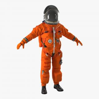 3D US Advanced Crew Escape Suit ACES model