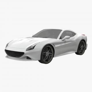 Generic Sport Car 3D