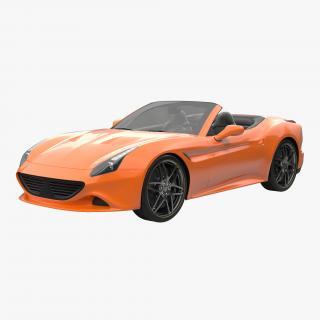 Generic Sport Roadster 3D