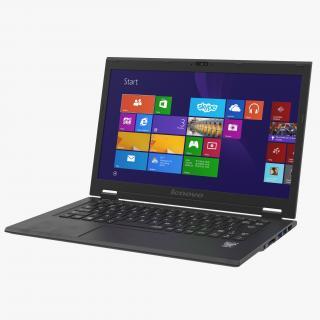Laptop Lenovo LaVie Z HZ550 3D