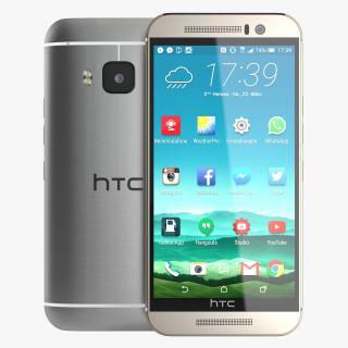 3D model HTC One M9