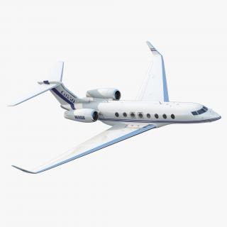 3D model Gulfstream G650