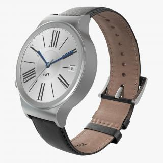 Huawei Watch 3 Leather Band 3D