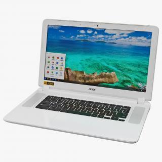3D Acer Chromebook 15 inch model