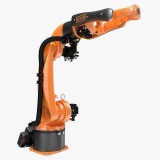 Kuka Robot KR 5-2 Arc HW 3D model