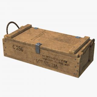 Ammo Crate 2 3D