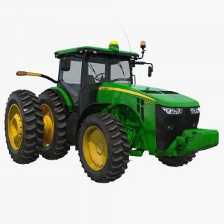 Tractor John Deere 8285R 3D model