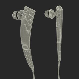 3D Bluetooth Headset Samsung Gear Circle Black model