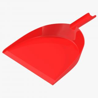 Dustpan 3D model