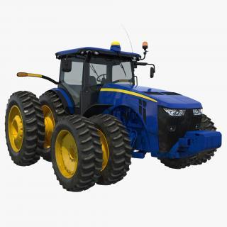 Tractor Generic 4 3D