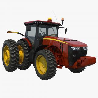Tractor Generic 3 3D